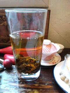 今日のお茶は「105」.jpg